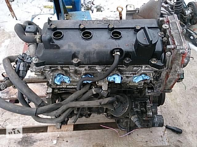 купить бу Б/у Двигатель в сборе Nissan Primera 2.0 в Киеве