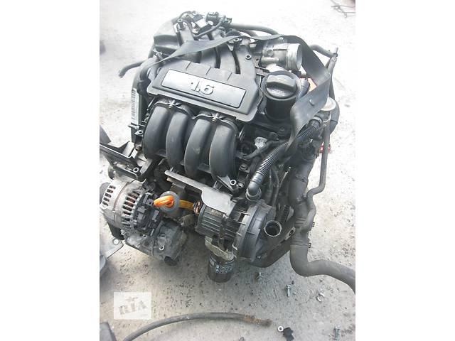 Б/у двигатель Volkswagen Caddy 1.6 i- объявление о продаже  в Ровно