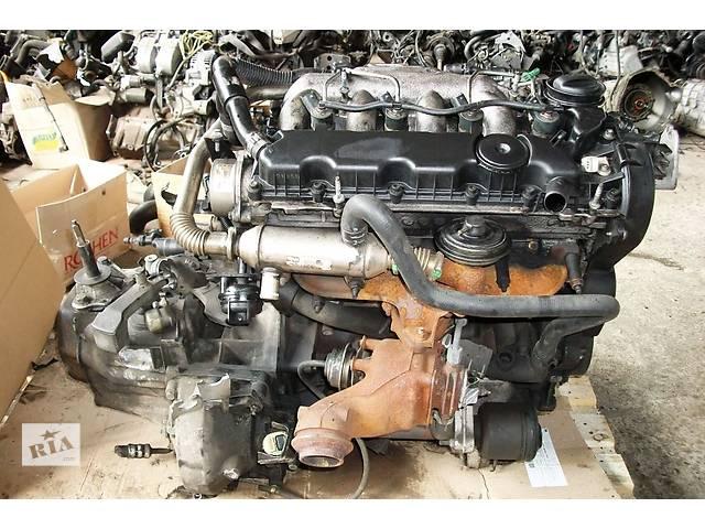 бу Б/у Двигатель взборі Peugeot Пежо307 1,4 D в Рожище