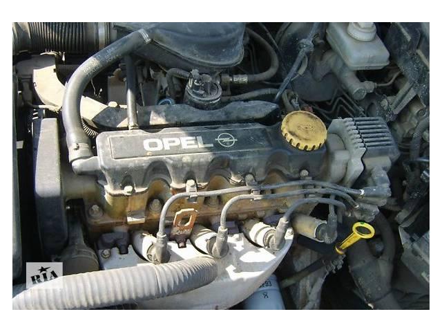 продам Б/у двигун для легкового авто Opel Astra F 1.6 бу в Ужгороде