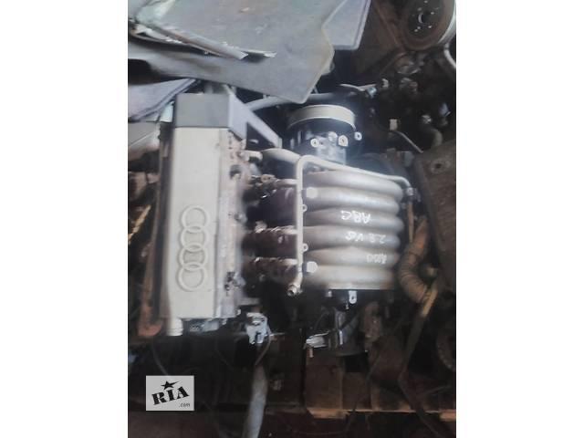продам Б/у бензиновий двигун для автомобіля Audi 100 бу в Львове