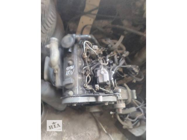 купить бу Б/у дизельний двигун для легкового авто Volkswagen Passat B5, Volkswagen Golf III, Golf IV. в Львове