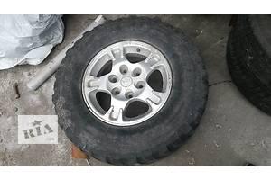 б/в диски Mitsubishi Pajero Wagon