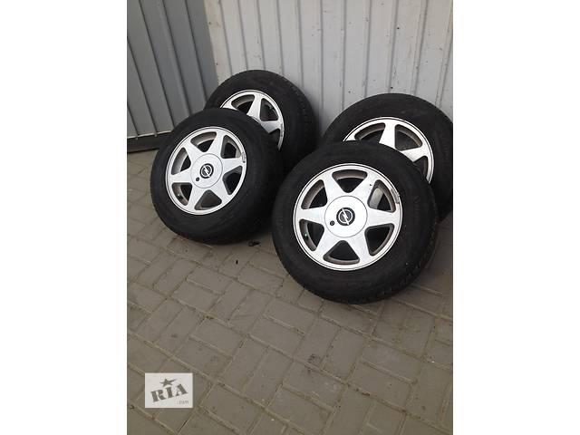 бу Б/у диск для легкового авто Opel Omega B в Новоселице (Черновицкой обл.)