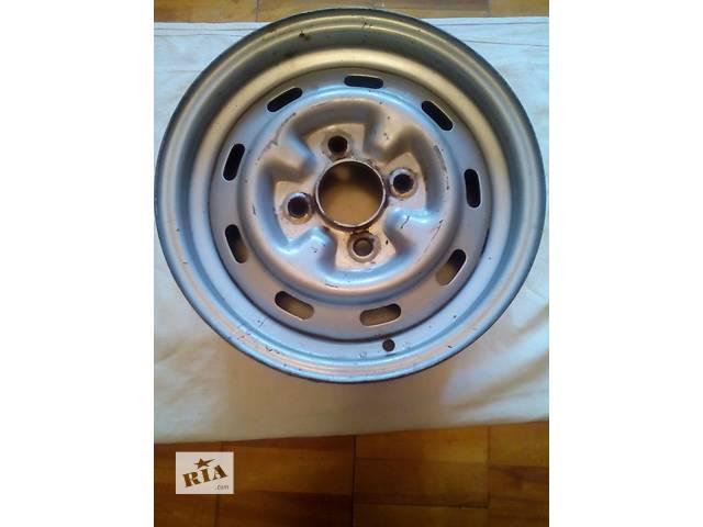 продам Б/у диск для легкового авто  радиус  13 4 с половиной дюйма бу в Киеве