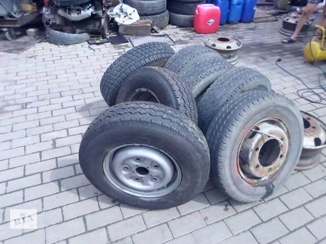 купить бу Б/у диск с шиной для автобуса в Берегово (Закарпатской обл.)