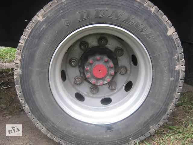 Б/у диск с шиной для  Daf 45 1998года- объявление о продаже  в Киеве