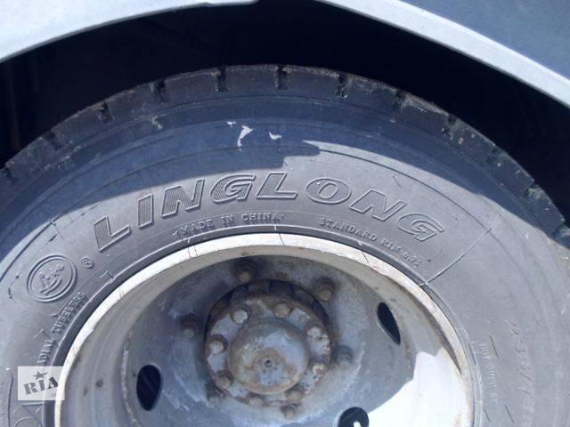 Б/у диск с шиной для грузовика Mercedes Atego- объявление о продаже  в Берегово (Закарпатской обл.)
