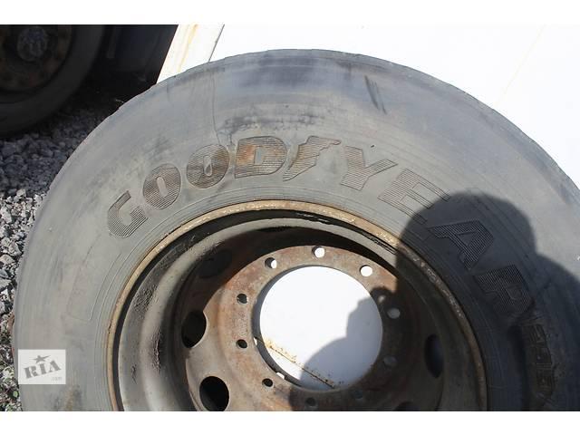 купить бу Б/у диск с шиной для грузовика Goodyear Marathon LHD 295/80/R-22.5 в Днепре (Днепропетровск)