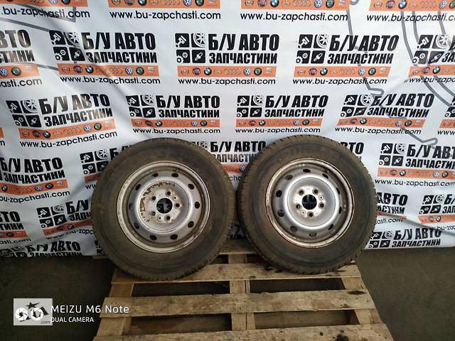 продам Б/у диск с шиной для Iveco бу в Николаеве