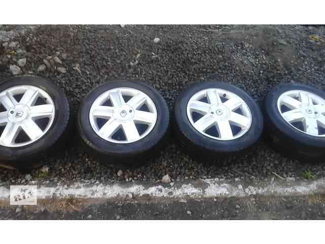 купить бу Б/у диск с шиной для хэтчбека Renault Scenic в Ковеле