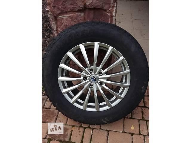Б/у диск с шиной для кроссовера Honda CR-V- объявление о продаже  в Киеве