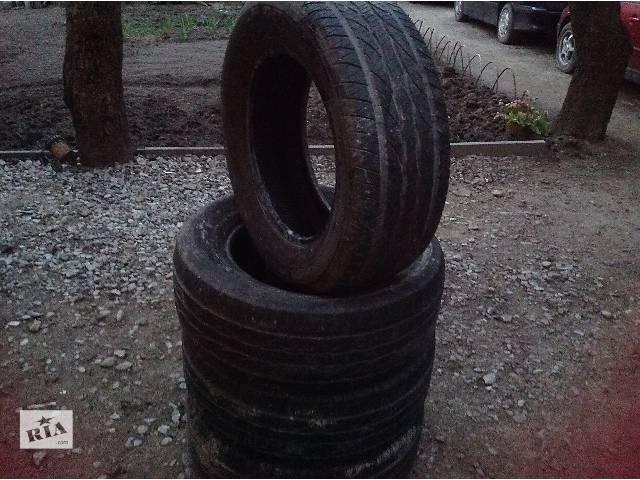 Б/у диск с шиной для кроссовера- объявление о продаже  в Львове