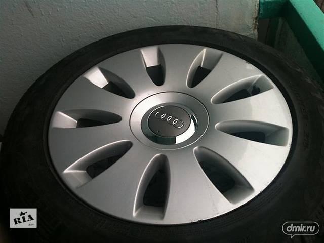 купить бу Б/у диск с шиной для легкового авто Audi A6  в Червонограде