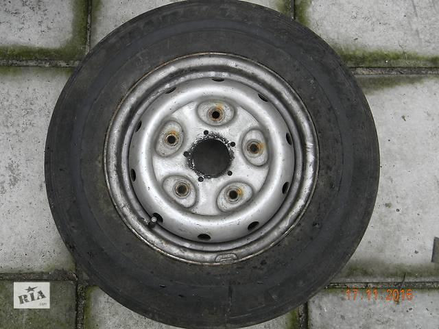 бу Б/у диск с шиной для легкового авто Ford Transit в Кременчуге