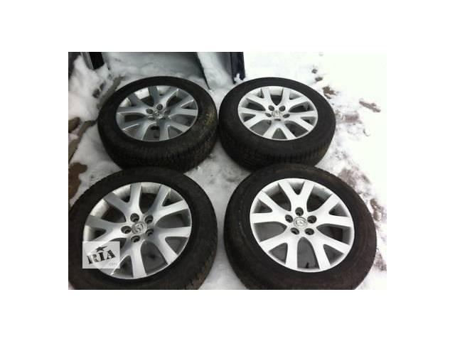 купить бу Б/у диск с шиной для легкового авто Mazda CX-7 в Ровно