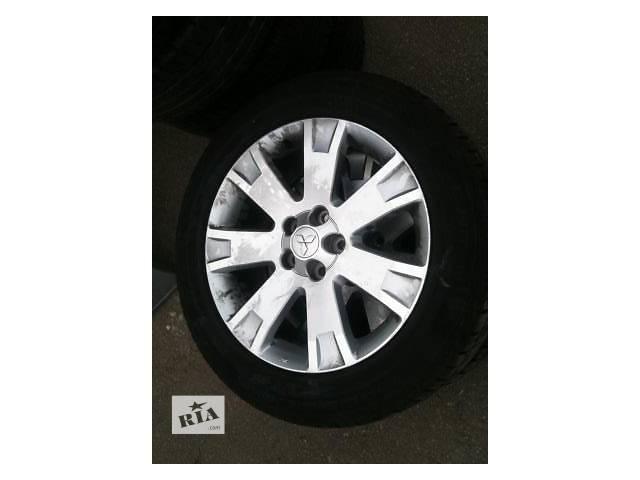 бу Б/у диск с шиной для легкового авто Mitsubishi Outlander XL в Ровно