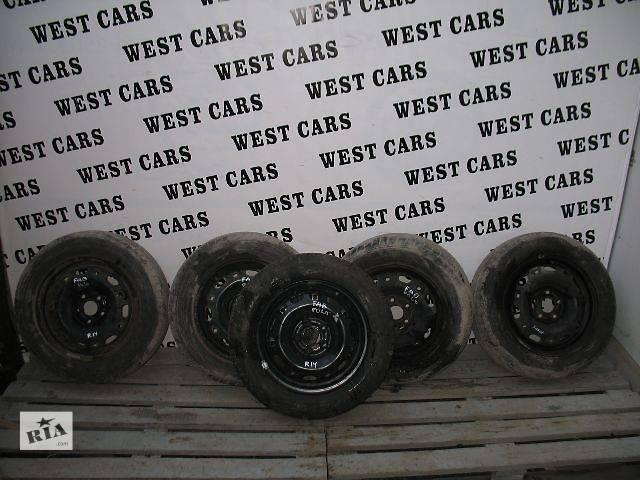 купить бу Б/у диск с шиной для легкового авто Seat Ibiza 2004 в Луцке