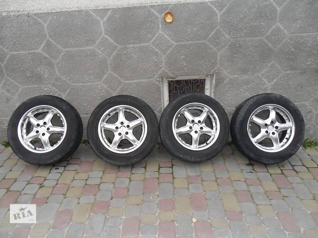бу Б/у диск с шиной для легкового авто Skoda Octavia Tour в Тернополе