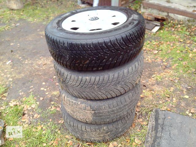 бу Б/у диск с шиной для легкового авто Volkswagen Touareg в Сумах
