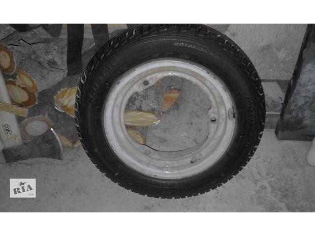 купить бу Б/у диск с шиной для легкового авто ЗАЗ   в Киеве