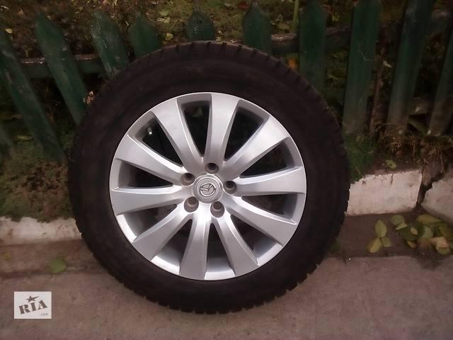 бу Б/у диск с шиной для легкового авто в Черкассах