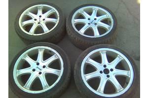 б/в Диски з шинами Opel Astra G
