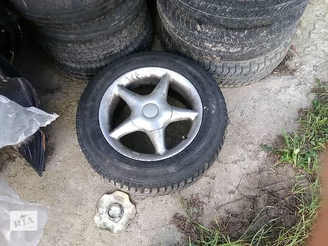 Б/у диск с шиной для седана Audi 100- объявление о продаже  в Киеве