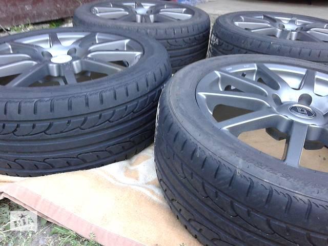 купить бу Б/у диск с шиной для седана BMW 3 Series в Теребовле