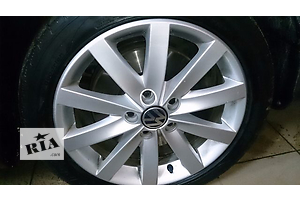 б/у диски с шинами Volkswagen Passat B6