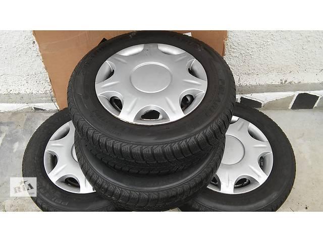 бу Б/у диск з шиною для легкового авто Ford Fiesta в Тернополе