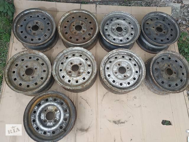 бу Б/у диски для Ford Escort на 13 4-108 в Умани
