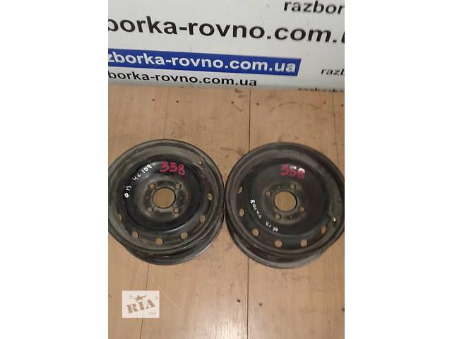 купить бу Б/у диск Citroen, Peugeot R13 4x108 диски колесные в Рівному
