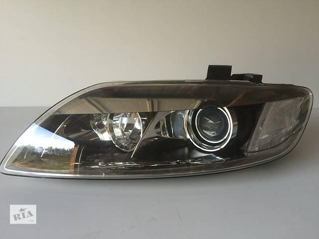 купить бу Б/у фара для легкового авто Audi Q7 bi xenon kmpl. в Киеве