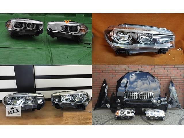 бу Б/у фара для легкового авто BMW X5 f15 в Львове