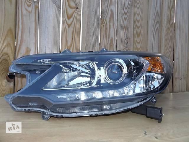 бу Б/у фара для легкового авто Honda CR-V iv в Львове