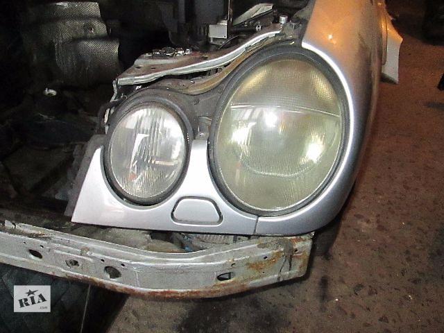 продам Б/у фара для легкового авто Mercedes E-Class 1997 бу в Ковеле