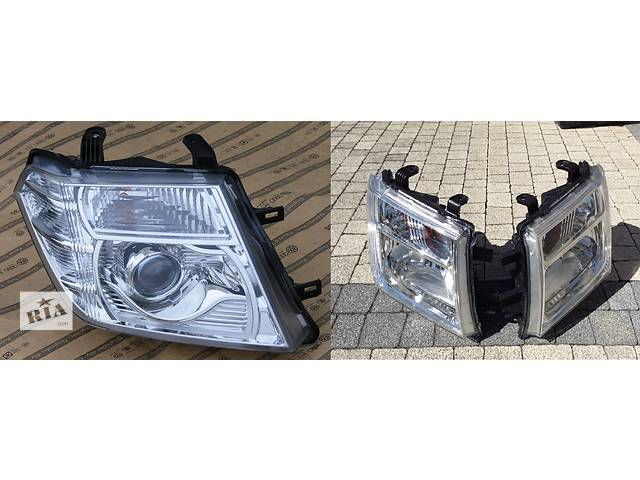 продам Б/у фара для легкового авто Nissan Pathfinder r51 05-12 бу в Львове