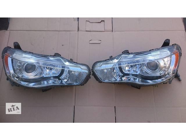 продам Б/у Фара левая, правая Mitsubishi Outlander XL 2010-2013 бу в Киеве