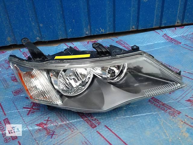 продам Б/у Фара левая, правая Mitsubishi Outlander XL бу в Киеве