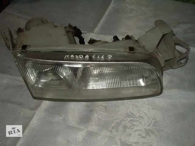 Б/у Фара права Mazda 626 ( є ліва ) , виробник Koito / Japan , хороший стан , доставка .- объявление о продаже  в Тернополе