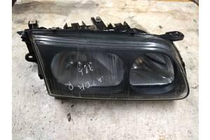 Б/у фара правая для Mazda 626 1998, 2002 кузов GF BOSCH 1305623044
