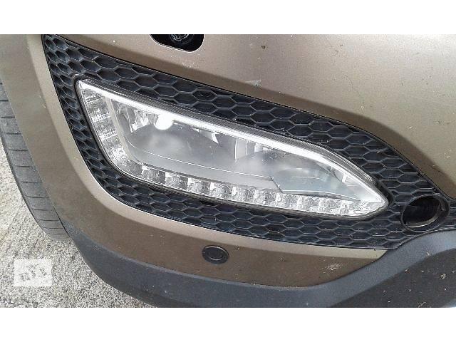 бу Б/у фара противотуманная правая и левая для легкового авто Hyundai Santa FE 2013 в Ровно