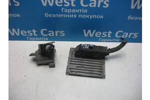 Б/У Замок зажигания комплект Fiesta 2002 - 2008 6S6112A650FD. Лучшая цена!