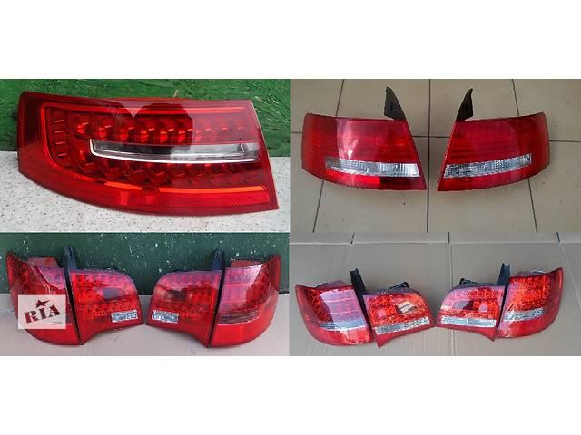 Б/у фонарь задний для легкового авто Audi A6 C6 04-11- объявление о продаже  в Львове