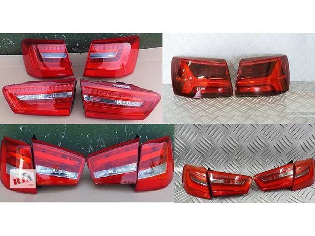 продам Б/у фонарь задний для легкового авто Audi A6 C7 11- бу в Львове