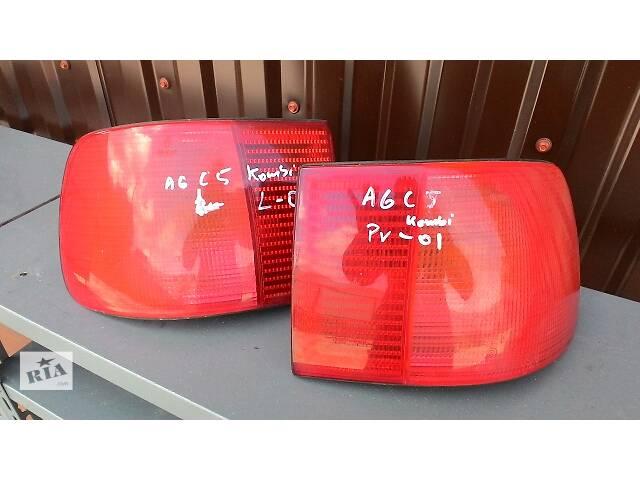 продам Б/у фонарь задний для легкового авто Audi A6, ЦЕНА ЗА ШТ бу в Львове