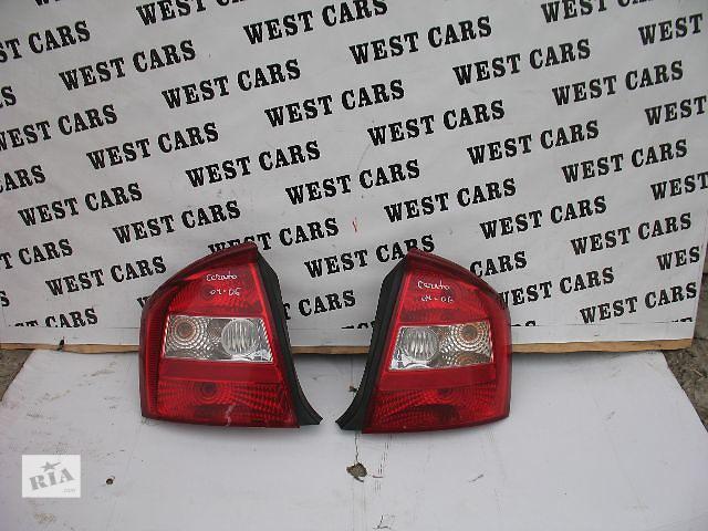 бу Б/у фонарь задний для легкового авто Kia Cerato 2005 в Луцке