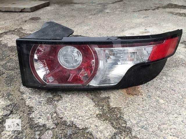 Б/у фонарь задний для легкового авто Land Rover Range Rover Evoque- объявление о продаже  в Ровно