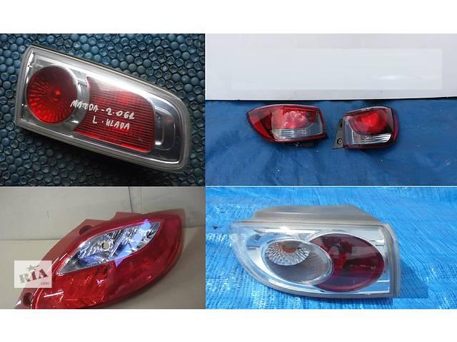 продам Б/у фонарь задний для легкового авто Mazda 2 бу в Львове